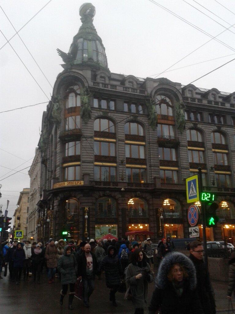 бизнес-центр — Бизнес-центр Дом Зингера — Санкт-Петербург, фото №4
