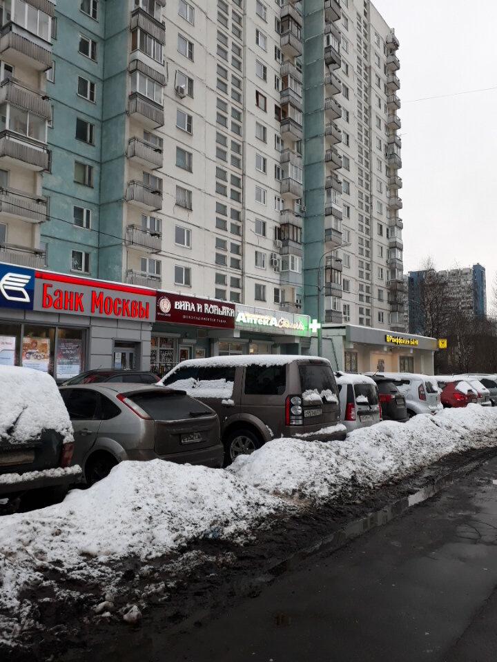 московский кредитный банк ясенево