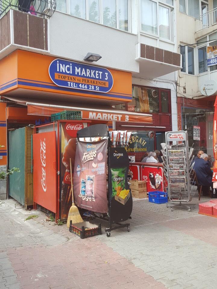 süpermarket — İnci Market — Bakırköy, photo 2