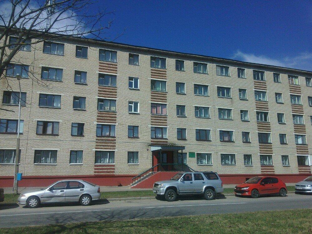 общежитие — Общежитие № 1 Минский завод колесных тягачей — Минск, фото №1