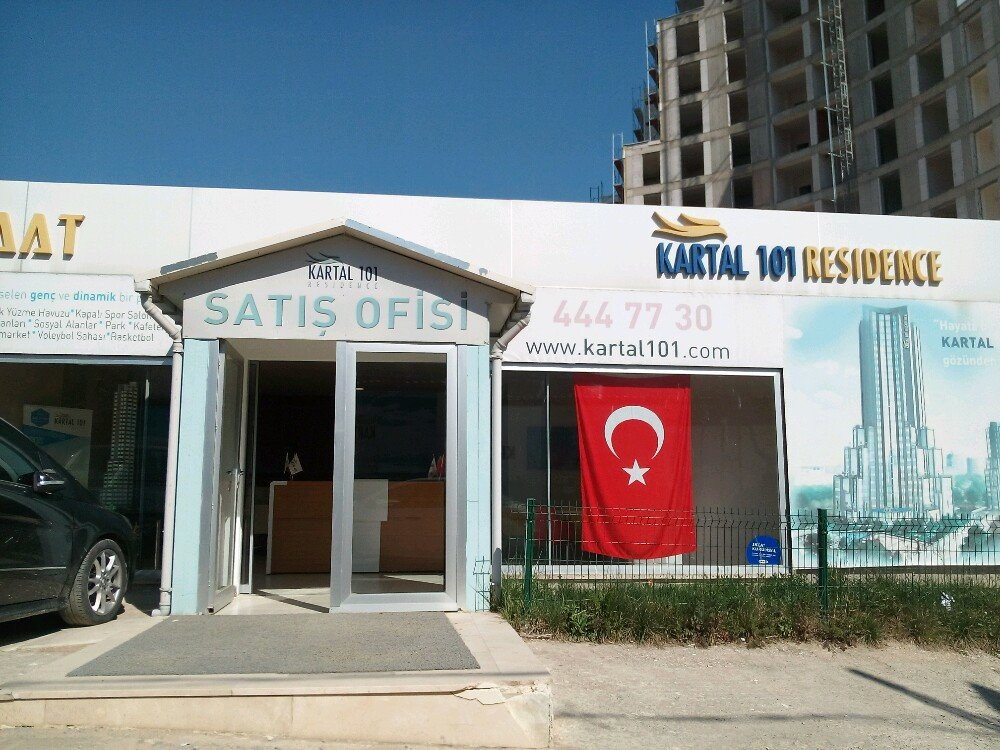 Kartal 101 Projesi I Nsaat Firmalari Cumhuriyet Mah Naz