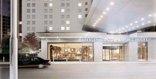 Frankfurt Steigenberger Airport Hotel