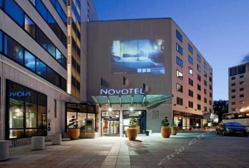 Novotel Lyon Gerland Musée des Confluences