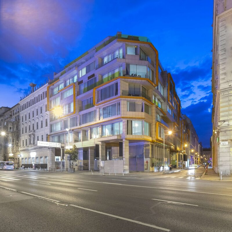 Nh Collection Budapest City Center