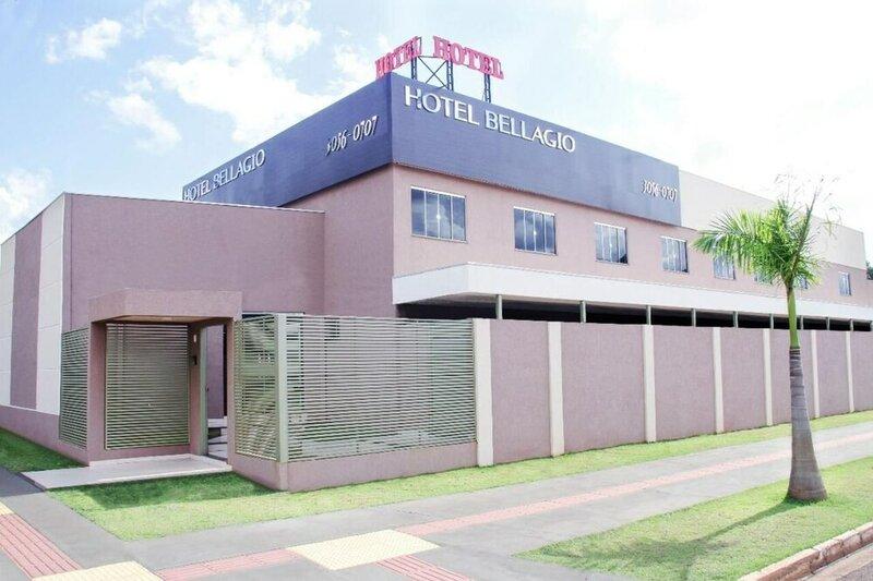 Hotel Bellagio Campo Grande