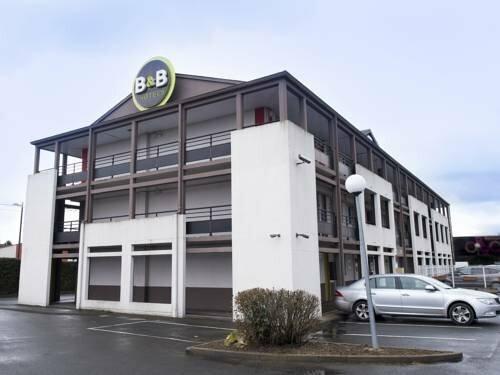 B&b HÔtel Orleans