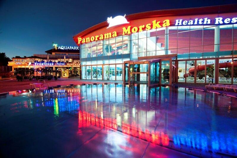 Aquapark Health Resort Panorama Morska