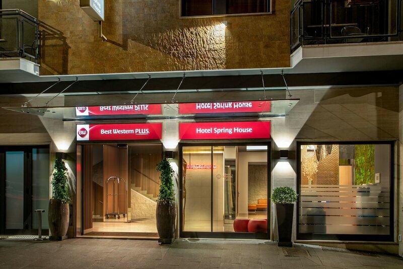 Best Western Plus Hotel Spring House