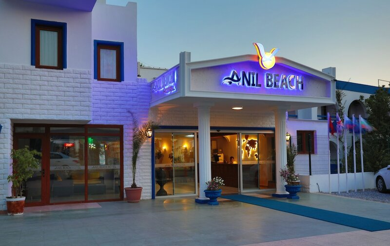 Gumbet Anil Beach