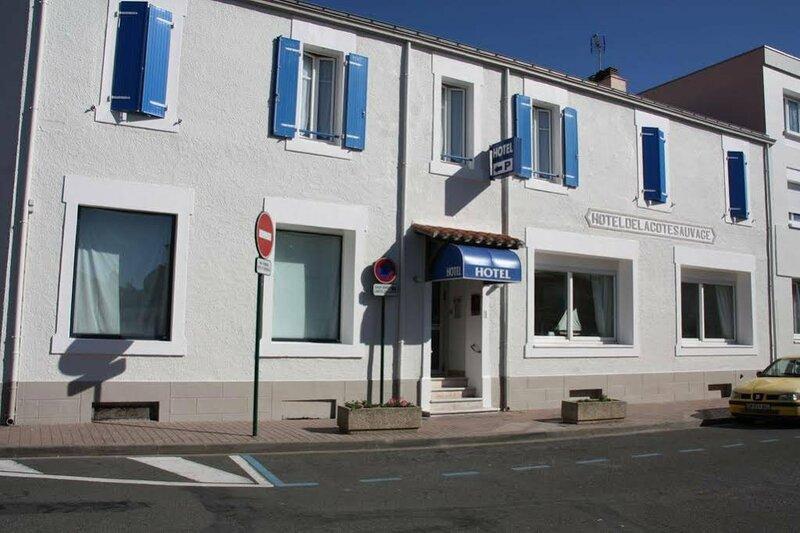 Hôtel La Côte Sauvage
