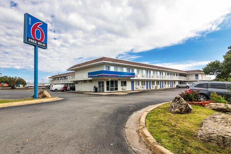 Motel 6 Ardmore, Ok