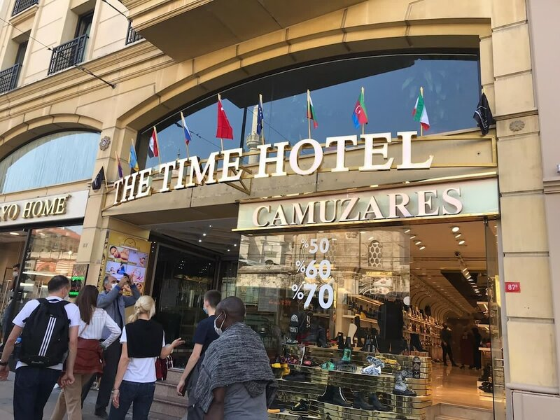 The Time Hotel Old City