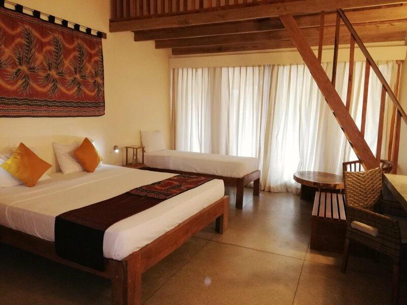 Отель Giman Free Beach Resort