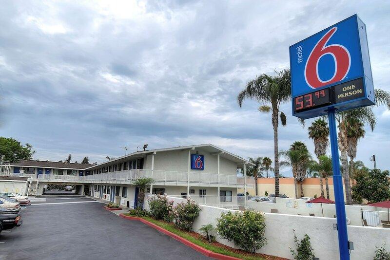 Motel 6 El Monte, Ca - Los Angeles