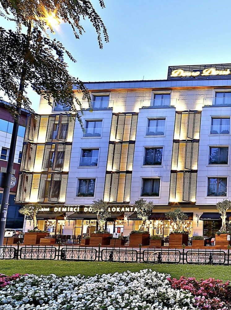 otel — Dosso Dossi Hotels & SPA Downtown — Fatih, photo 2