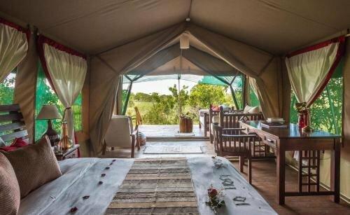 Losokwan Luxury Tented Camp - Maasai Mara
