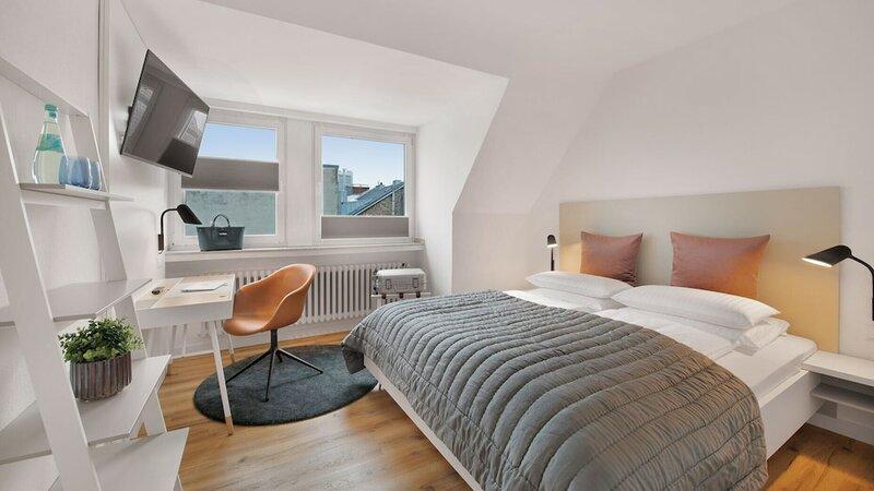 Beethoven Hotel Dreesen - furnished by BoConcept