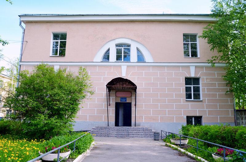 Гостиница Пушкин