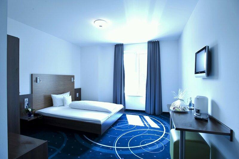 Hotel City Oase Lb