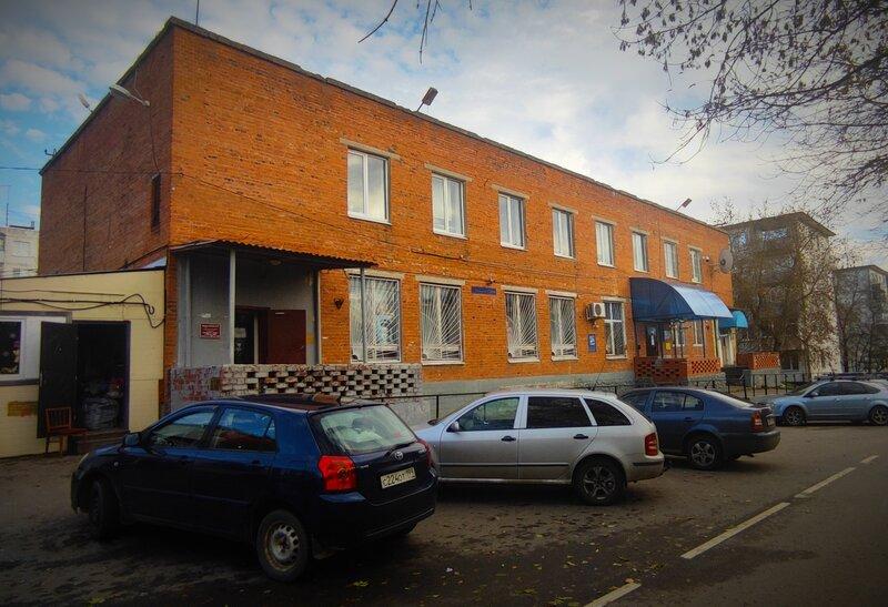 Общежитие Кубрик