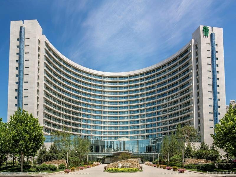 Banyan Tree Tianjin Riverside Hotel
