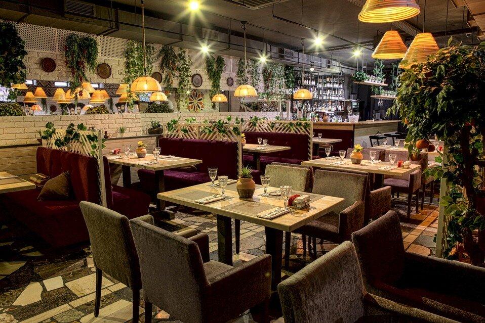 ресторан — Ресторан Кубдари — Москва, фото №1