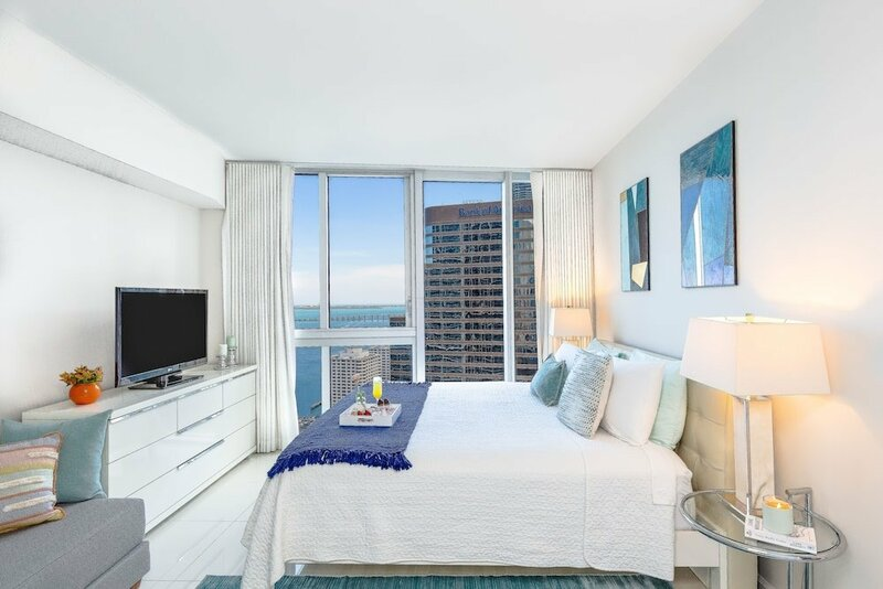 Icon Brickell Downtown W Miami Suites