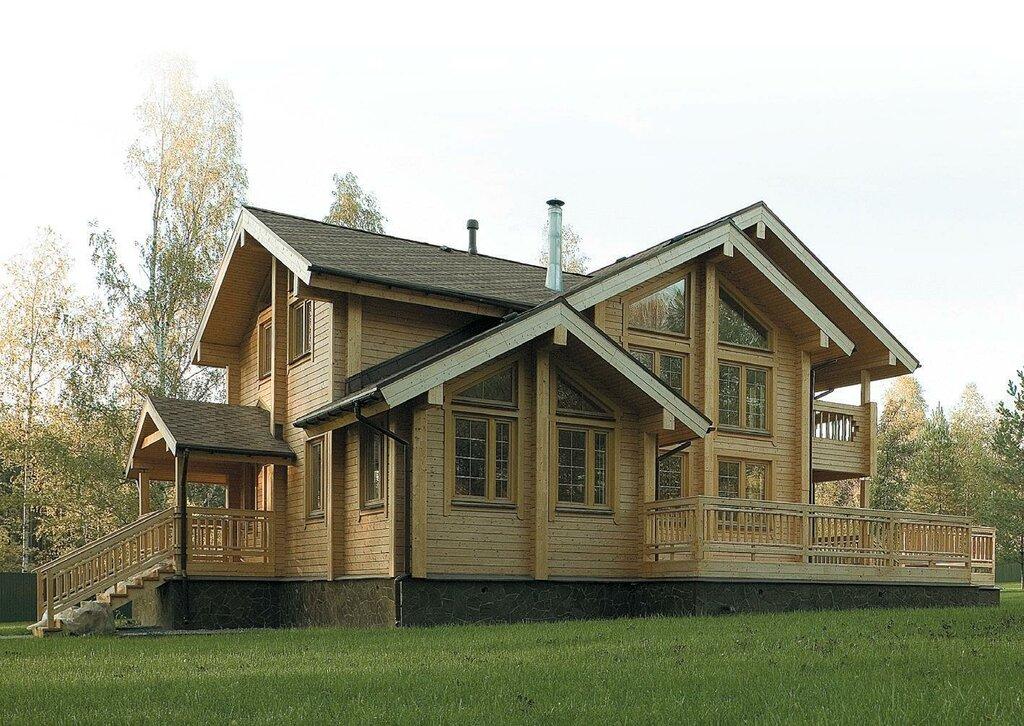 строительная компания — Green-Wood — Москва, фото №2