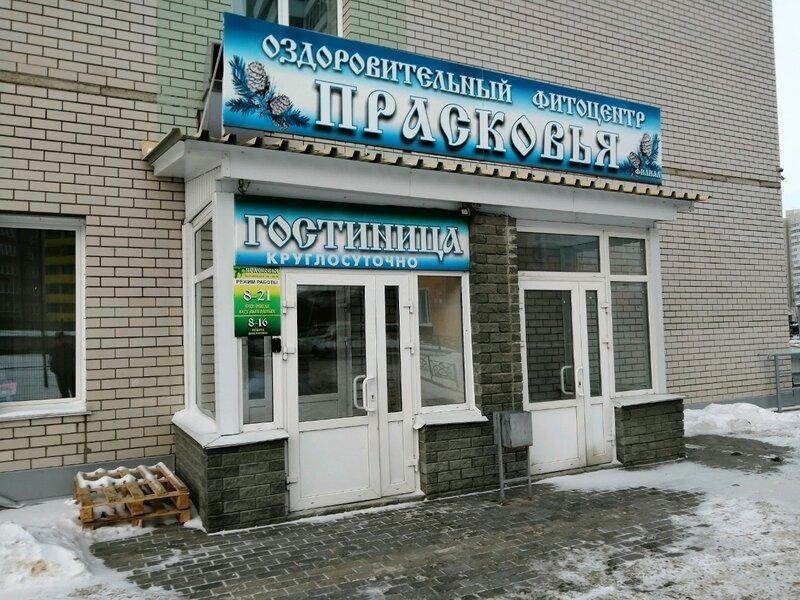 Гостиница Прасковья