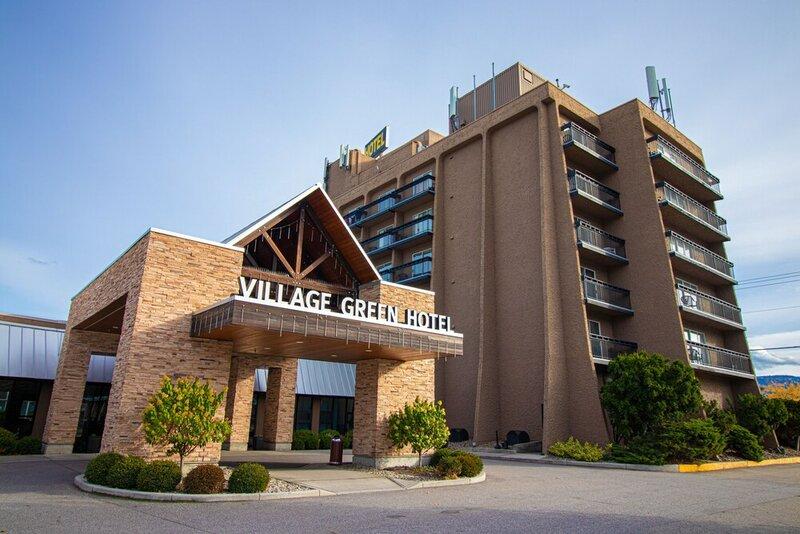 Riviera Plaza & Conference Center Vernon British Columbia