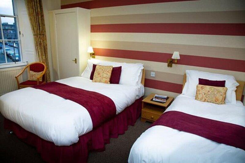 The Broughton City Centre Hotel