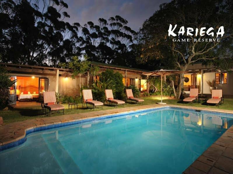 Kariega Game Reserve-the Homestead