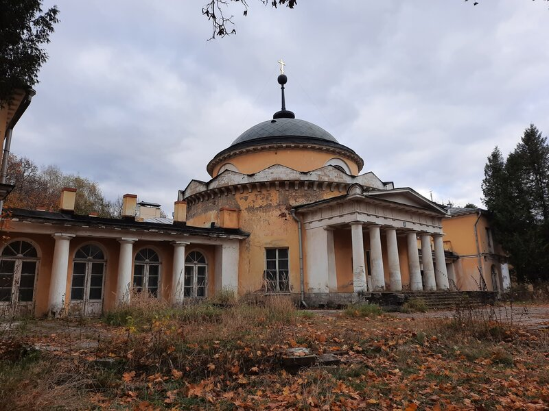 Дом творчества Суханово