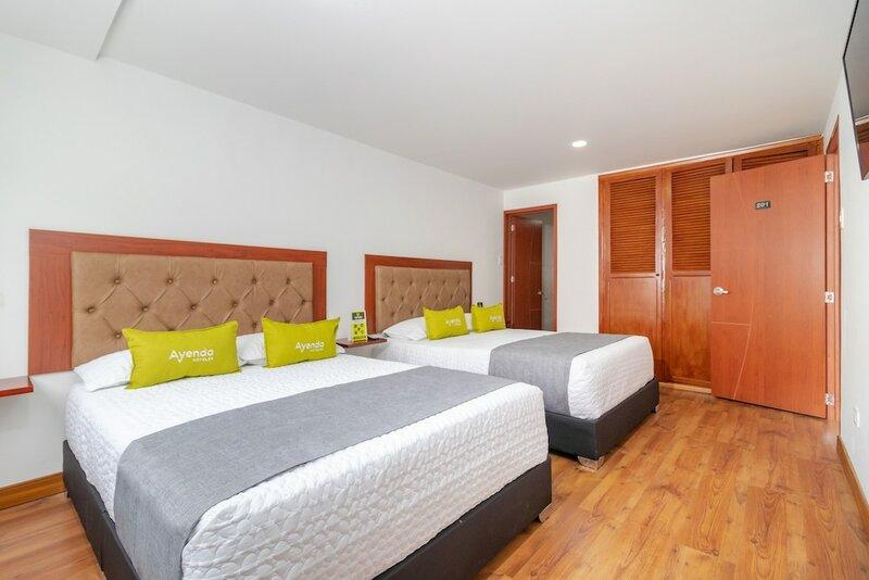 Hotel Ayenda Casa Botero 1091