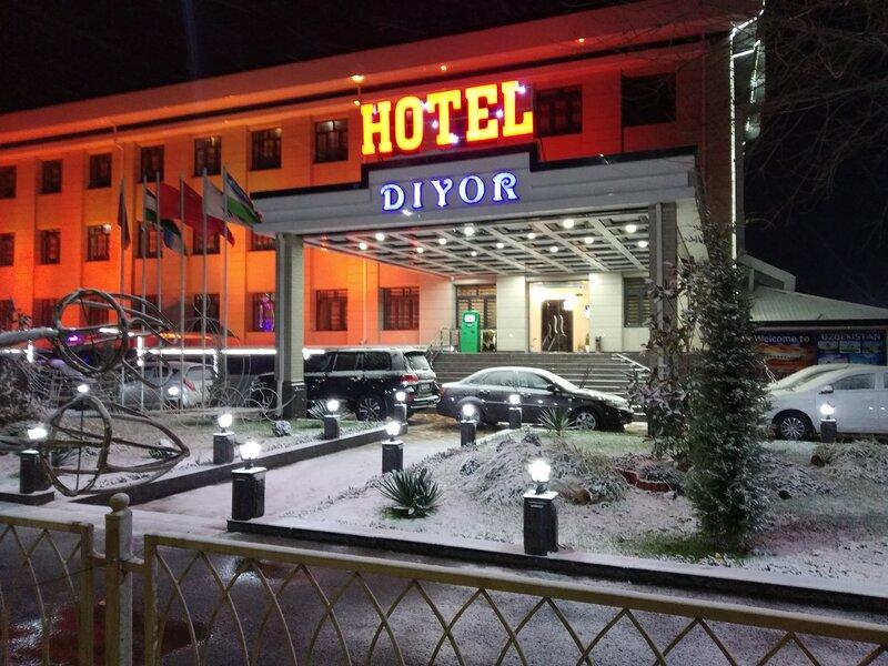 Diyor hotel