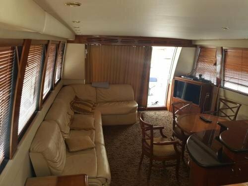 Luxury 20m yacht