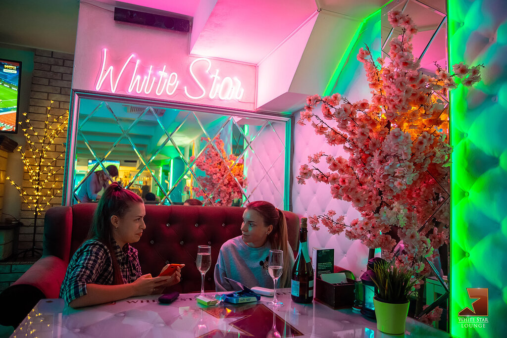 кальян-бар — White Star Lounge — Москва, фото №1