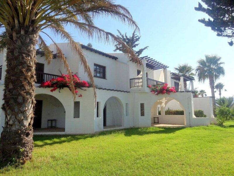 Отель Latchi Family Resort