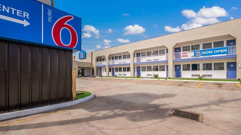 Motel 6 Bammel- Houston, Tx