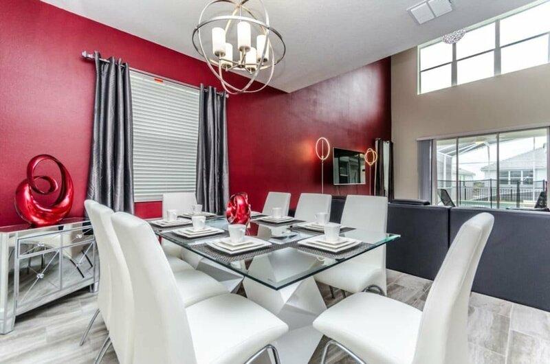 Luxury 5 Bedroom Villa on Champions Gate Resort, Orlando Villa 1756