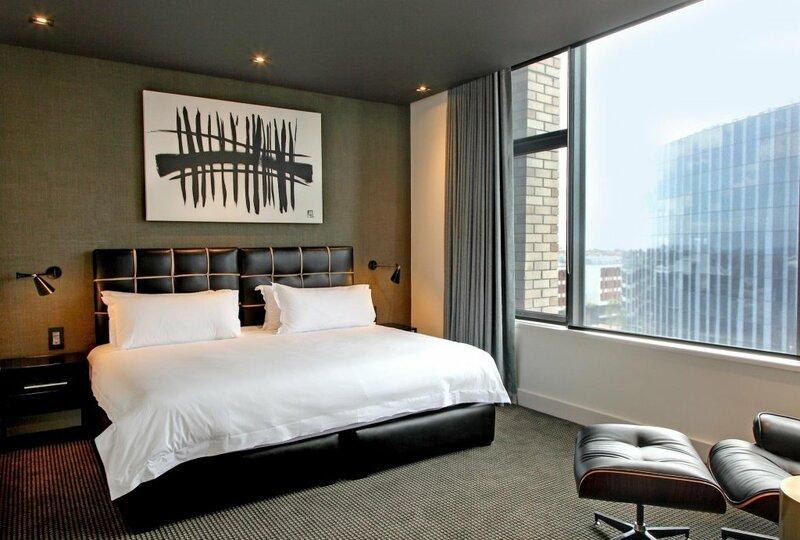 Century City Hotel Urban Square