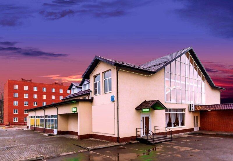 Отель Ист Ривер