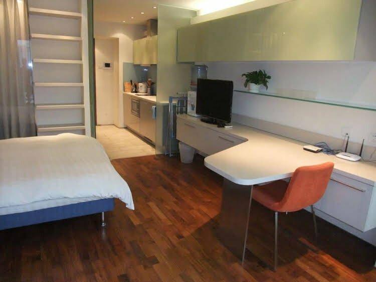 Beijing New Oriental Suites In Seasons Park Sanlitun