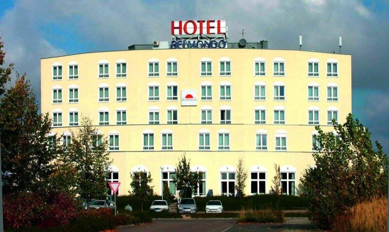 Отель H&s Belmondo Leipzig Airport