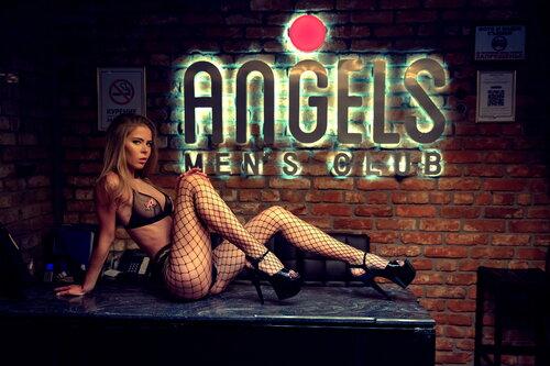 клуб ангелс москва