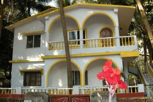 3 Bhk Guest house in Calangute, by GuestHouser