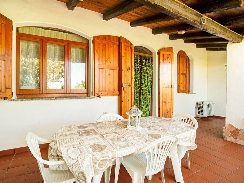 Suave Villa in La Ciaccia With Garden and Roof Terrace