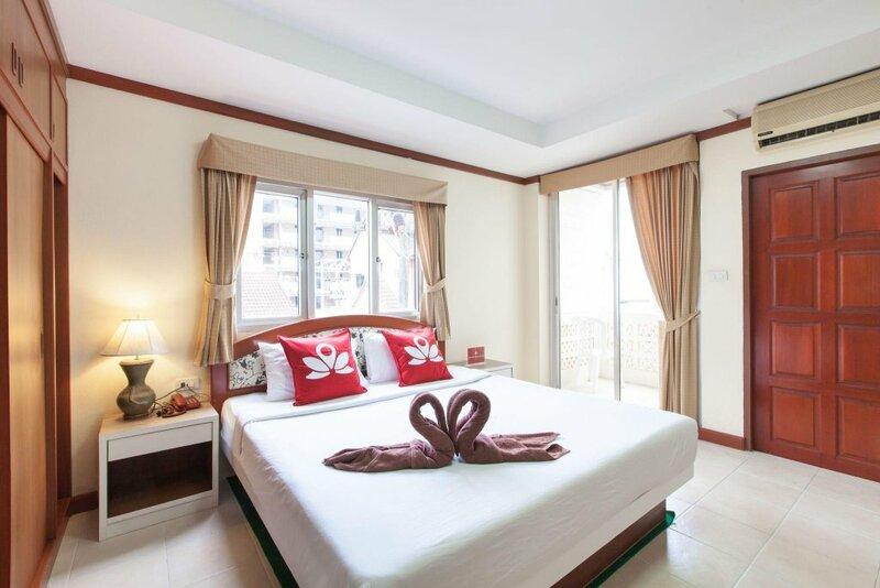 Отель Zen Rooms Rat-U-Thid 200 Phi Road