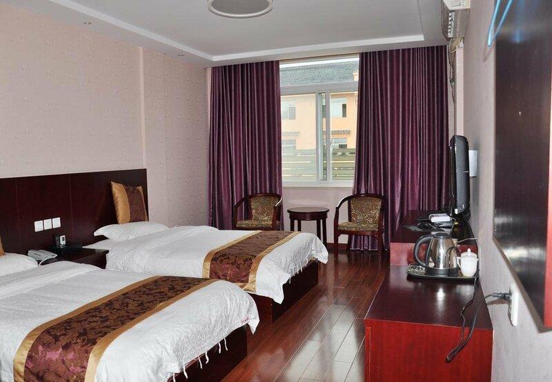 Jiuhuashan Yangshan Centre Hotel