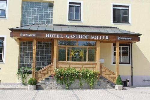 Hotel Und Gasthof Soller